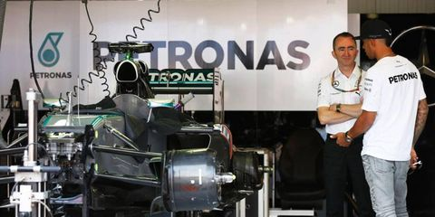 The racing marriage between the Mercedes F1 team and Petronas will continue for at least another 10 years.