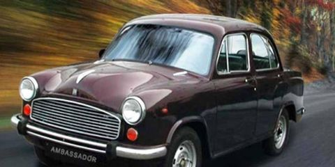 The Ambassador is essentially a not-so-updated 1954 Morris Oxford, and its lone production plant has shut down.