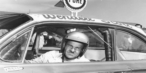 Wendell Scott won just one race in his NASCAR career, but the majority of voters agreed the racing pioneer was worthy of the Hall of Fame.