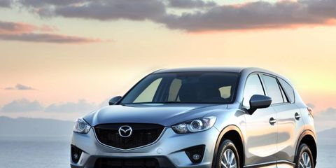 A more powerful 2.5-liter engine ups the CX-5's game.