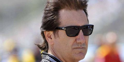 Ron Fellows' start in the Trans Am race at Canadian Tire Motorsports Park was his 100th career start in that series.