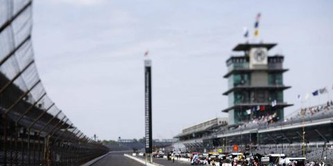 Tony Kanaan is gunning for his second Indy 500 win in a row, but 32 other drivers will be trying to unseat him.