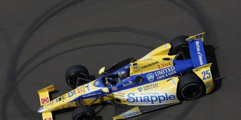Marco Andretti is one of Autoweek's favorites to win the Indy 500.
