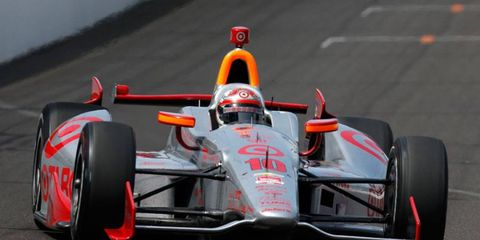 Could Tony Kanaan win the Indy 500 in back-to-back years?