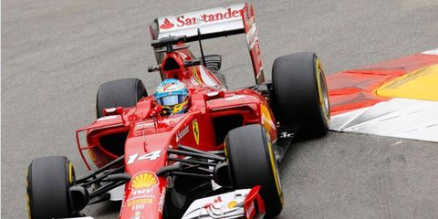 Fernando Alonso may be thinking a new team after another season of not winning a Formula One title is upon him.