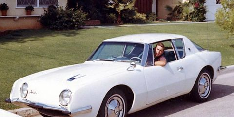 This Studebaker Avanti -- yes, the Avanti shown in this picture -- can be yours for just $4,600. The patina is free.