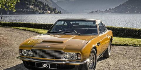 """This DBS from """"The Persuaders! was driven by Roger Moore in the TV series."""