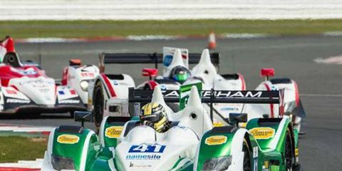 McMurry will attempt to break the record when the 24 Hours of Le Mans starts on June 14.