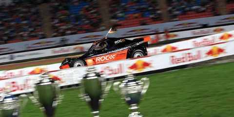 It was announced on Wednesday that plans to reschedule the 2013 Race of Champions would be abandoned.