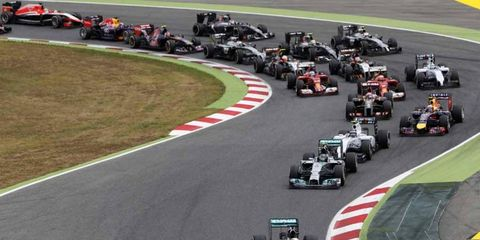 Lewis Hamilton and Nico Rosberg have been ahead of the field all season long.