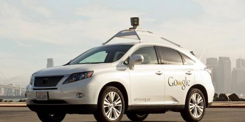 Google's self-driving car needs to explore new roads.