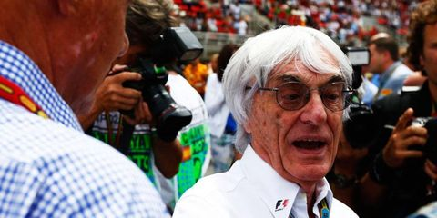 Bernie Ecclestone's trial in Munich is expected to last until September.