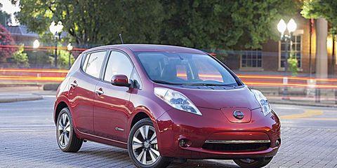 A total of 211 U.S.-market Leaf EVs have been recalled for missing spot welds.