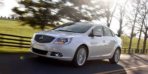 Buick made only minute changes for the 2015 model year.