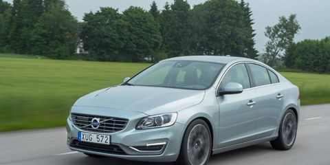 Volvo's S60 does just fine with its base engine.