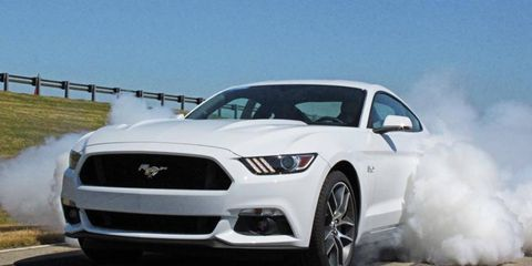 The 2015 Ford Mustang could come in around 3,900 pounds.