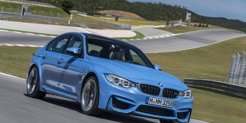 BMW maximizes the 3-series and 4-series.