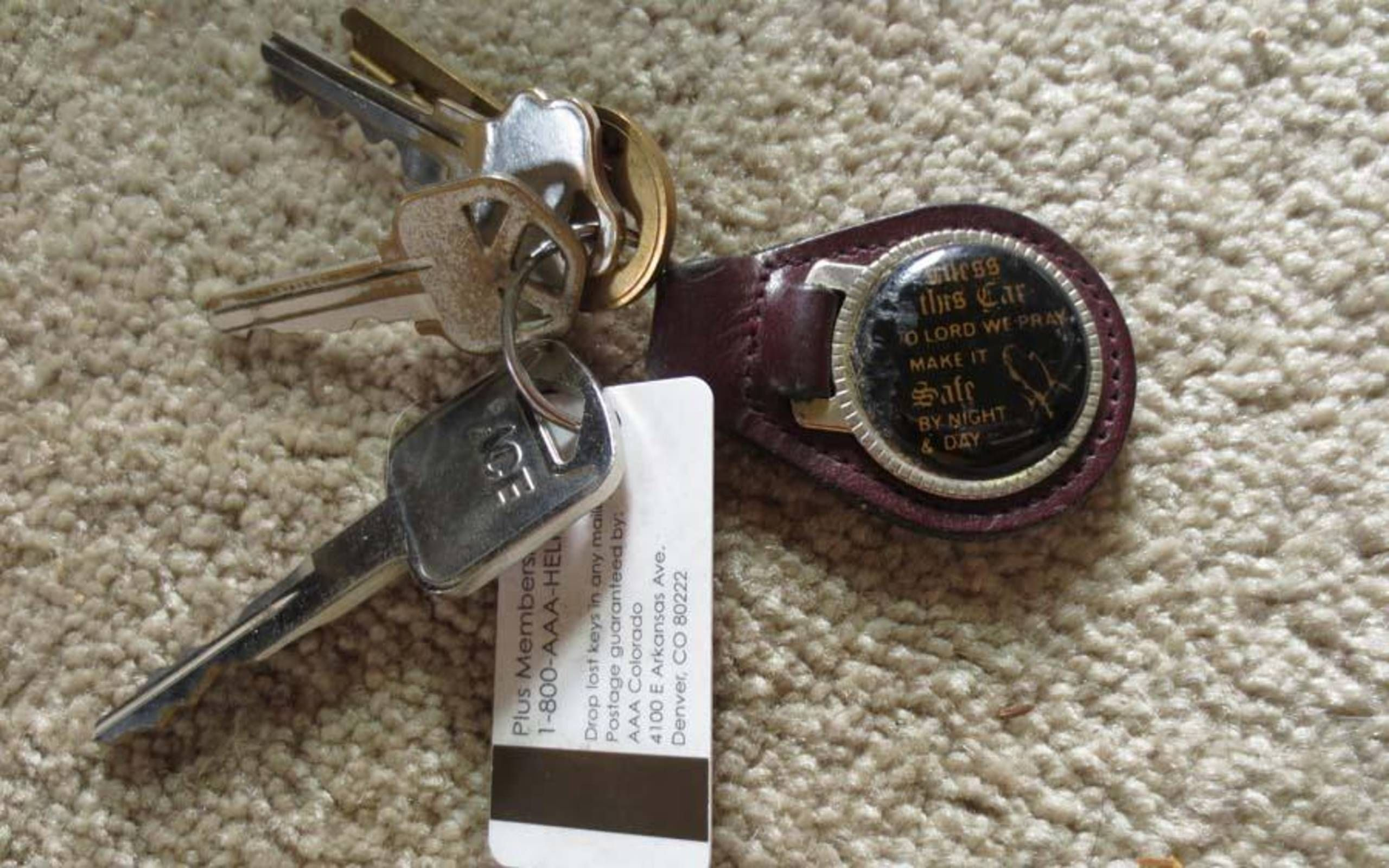 Do Those Aaa Key Return Tags Really Work We Find Out