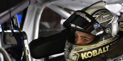 After winning at Michigan, there are only four tracks on the Sprint Cup circuit that Jimmie Johnson has never won at.