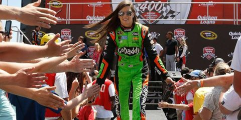 Danica Patrick is reportedly being considered for one of the two cars in the Haas Formula stable for 2016.