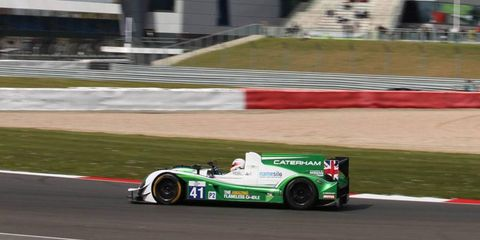 Matt McMurry made history on Saturday, becoming the youngest driver to ever race in the 24 Hours of Le Mans.