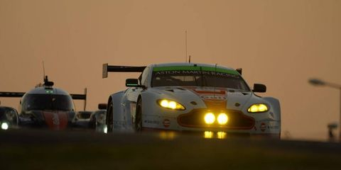 The iconic 24 Hours of Le Mans race is taking place this weekend.