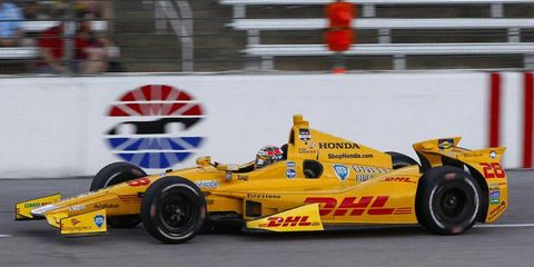 Ryan Hunter-Reay is hoping to bounce back after three straight disappointing starts since winning the Indy 500.