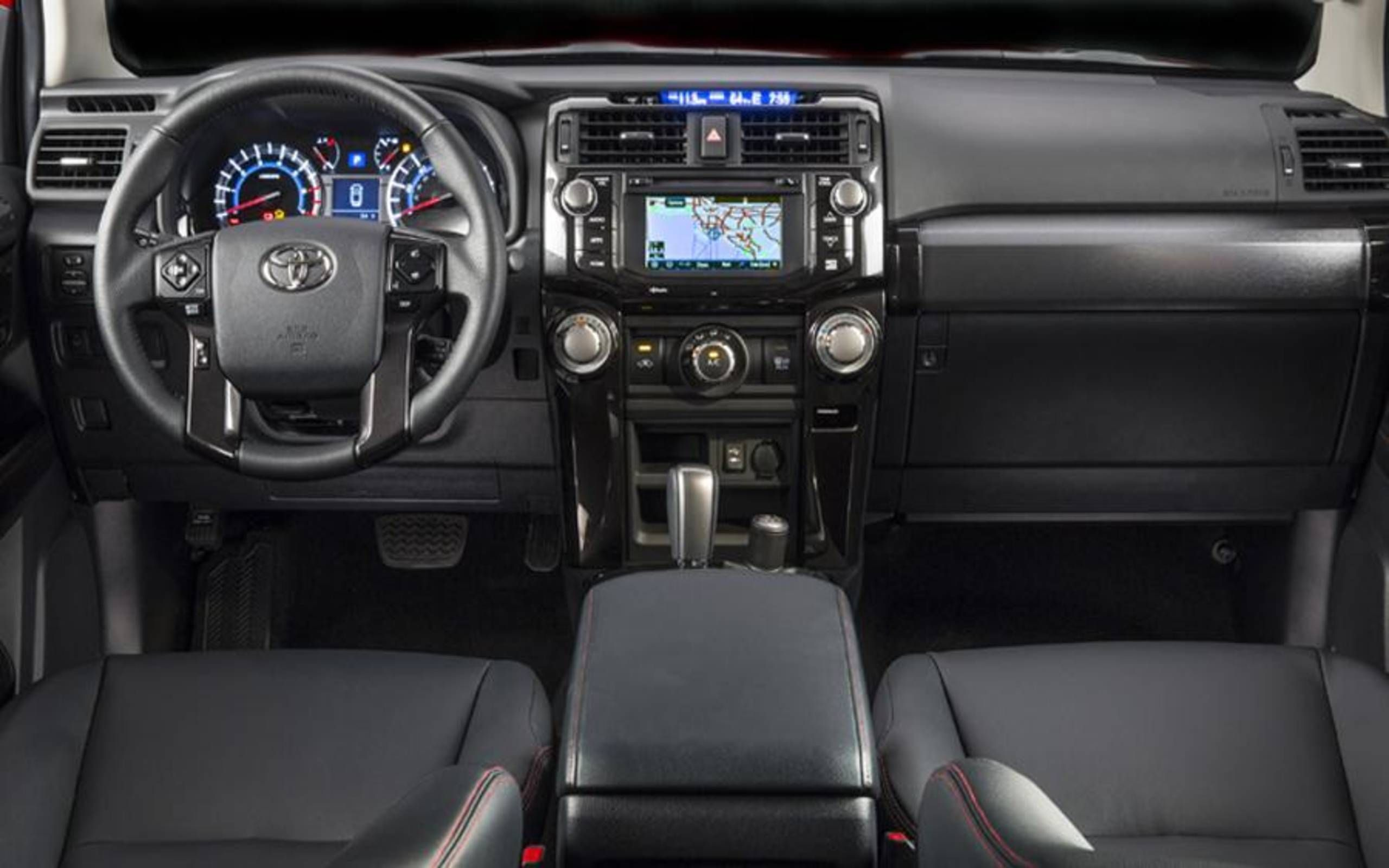 2014 Toyota 4runner Limited Review Notes