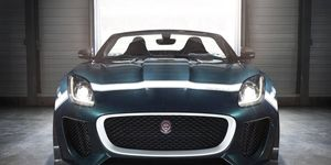 Jaguar will only produce 250 Project 7's