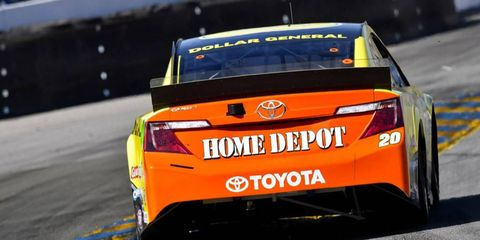 Home Depot appears to be heading out of NASCAR at the end of the 2014 season.