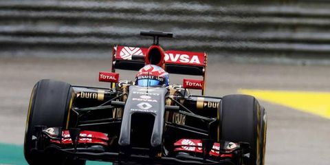 Formula One's in-season testing sessions are being reduced in the coming years.