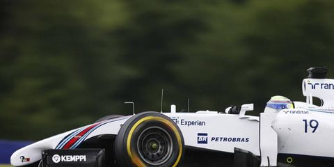 American healthcare entrepreneur Brad Hollinger has acquired a 5 percent stake in Williams F1.