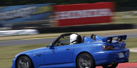 Honda S2000 CR: the official car of people who pour 5-Hour Energy into their Red Bulls!