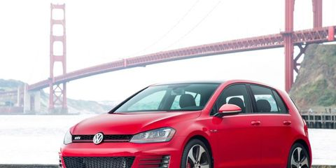 VW put stop to sales of the Golf and GTI.