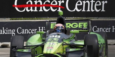 Jack Hawksworth, who suffered a heart contusion during practice at Pocono last week, has been cleared to race at Iowa.