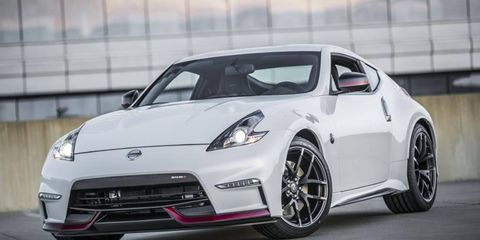 Nissan revealed its plans for 2015.