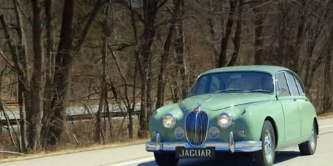 A sharp Pennsylvania-plated example of one of Britain's most iconic midcentury cars.