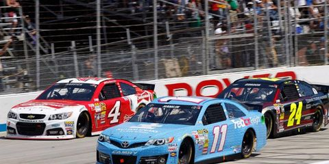 Despite plenty of empty seats at Dover in recent years, the venue does not appear in danger of losing one of its two NASCAR Cup dates anytime soon.