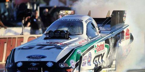 John Force won his 140th career NHRA event on Sunday in Norwalk, Ohio.