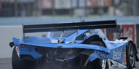 Scott Pruett blogs about his last few races in the Tudor United SportsCar Series. For Pruett, they are a couple of races he'd just like to forget.