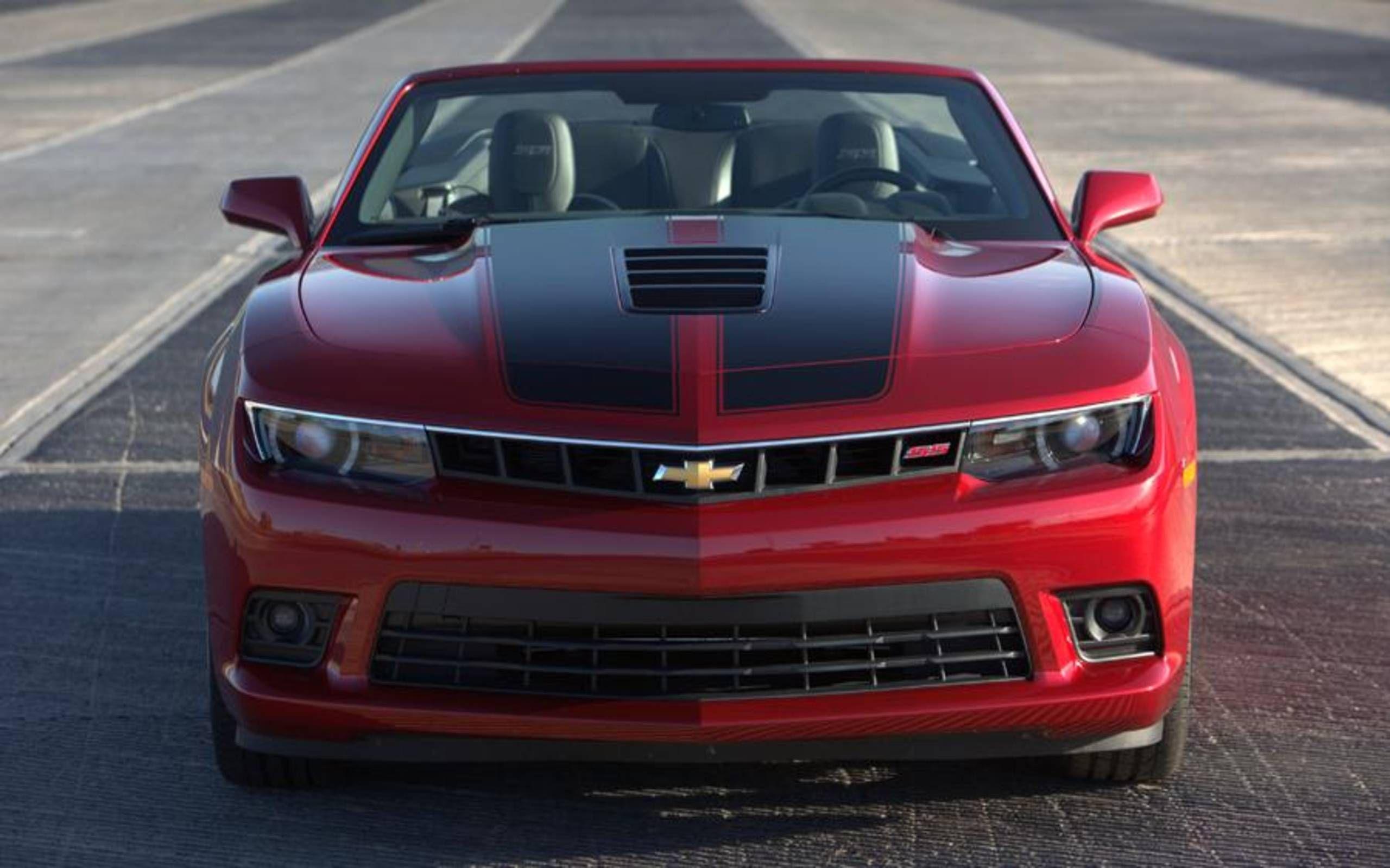 2014 Chevrolet Camaro 2ss Convertible Review Notes