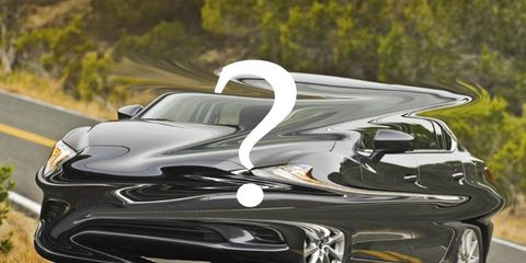 Hint: None of the cars mentioned are the 2014 Mazda 6.