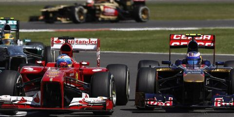 Formula One will be back in action this weekend in Britain.