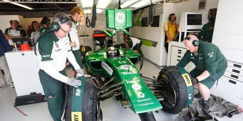 The Caterham Formula One team could have new ownership as early as this week.
