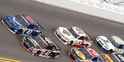 Race Team Alliance chairman Rob Kauffman says the RTA's ultimate goal is to grow NASCAR's attendance and TV ratings.
