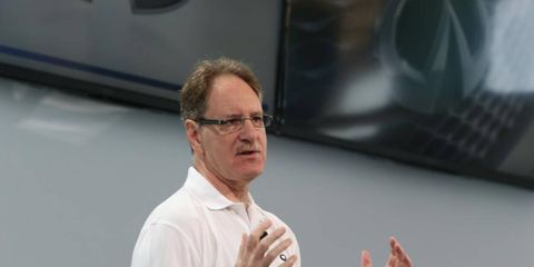 Johan de Nysschen goes to Cadillac, reporting to GM's Ammann.