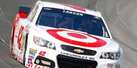 Kyle Larson is one of several drivers still looking for the first NASCAR Sprint Cup Series win of 2014 -- and a ticket to the Chase.