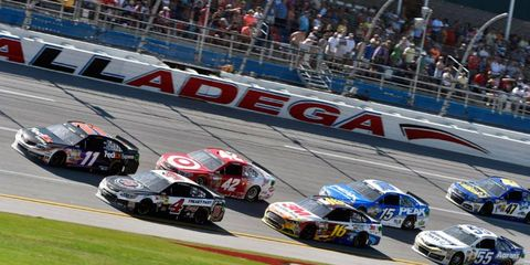 Talladega Superspeedway brings the state of Alabama an estimated $380 million in economic impact annually.