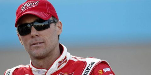 Harvick's home is just 20 miles northwest of Greensboro.