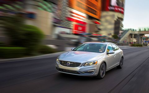 There's a lot of power in the 2015 Volvo S60 T6 Platinum and all of it is widely and easily accessible thanks to Volvo's turbo-supercharging efforts.